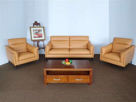Kingfisher Leather Lounge