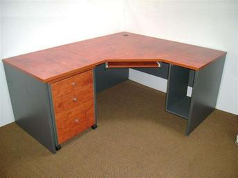 Manager Corner Desk