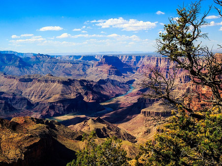 Grand Canyon, Arizona-- A Sight Not to be Missed!