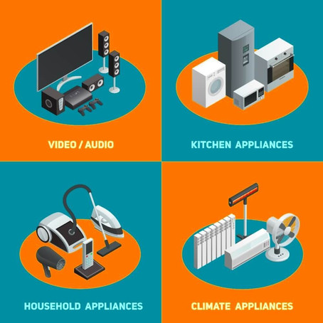 How is The Expansion In Electrical Appliances Facilitating Us?