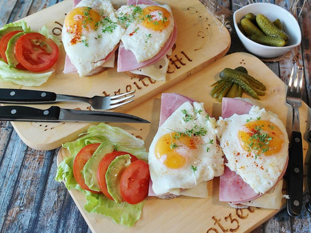 Health Benefits of Egg