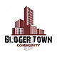BlogerTown Visual Art Community Blog Logo