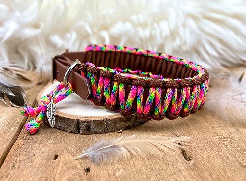 Collier pour chien - modèle Inca