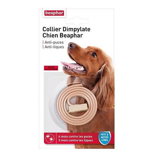 Collier anti-parasitaire Beaphar pour chien