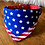 Thumbnail: Collier bandana pour chien - modèle America