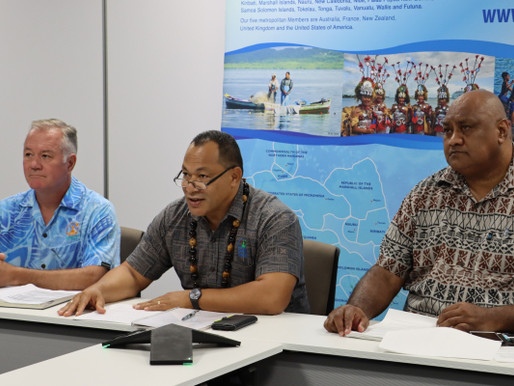 Tackling Climate Change Risk Management In The Pacific