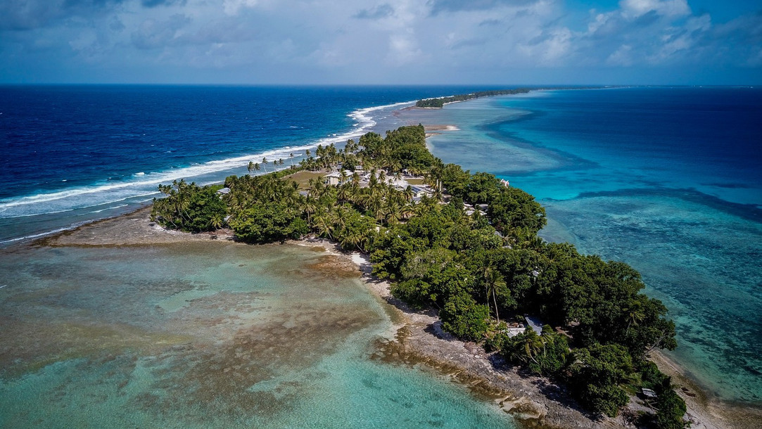 Tuvalu communities face climate drought disaster