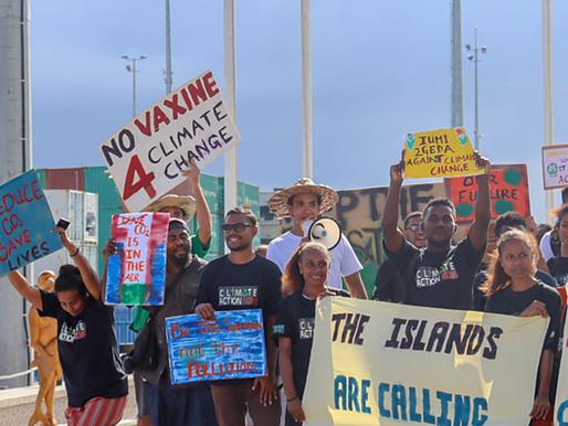 Vanuatu's climate action emboldens activists