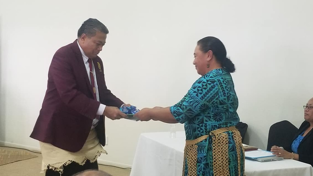 Tonga launches Marine Atlas on Ocean's Day