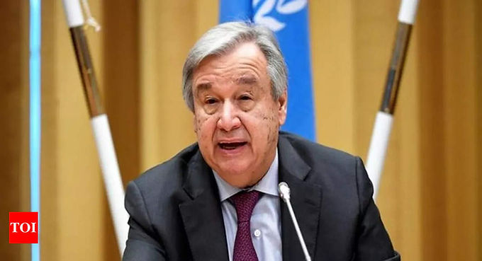 UN chief promotes 'enormous' benefits of greener cities
