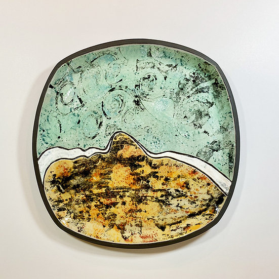 Square Plate, Large