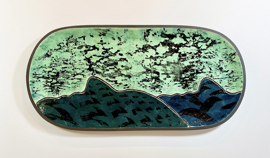 Oval Tray, Large