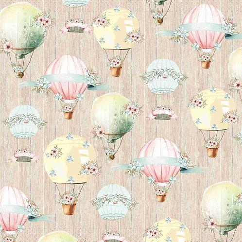 Pacote de Folhas Balões - 10 Folhas