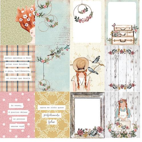 Cards - Simplesmente Anne - 3 Unidades