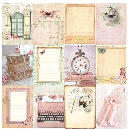 Pacotes de Folhas Páginas de Livro