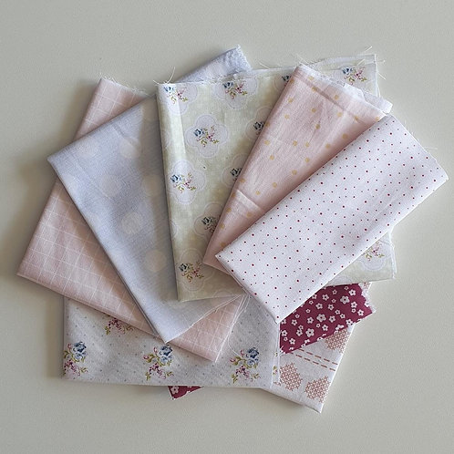 Kit de tecidos Homemade Love