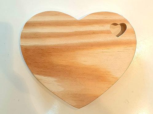 Coração Homemade Love