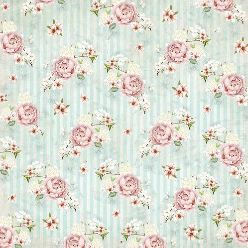 Folha Minha Primavera - 10 Folhas
