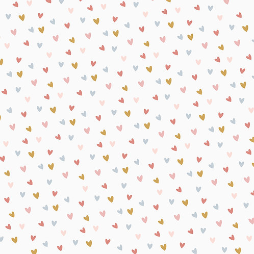 Pacote de 10 Folhas Chuva de Amor