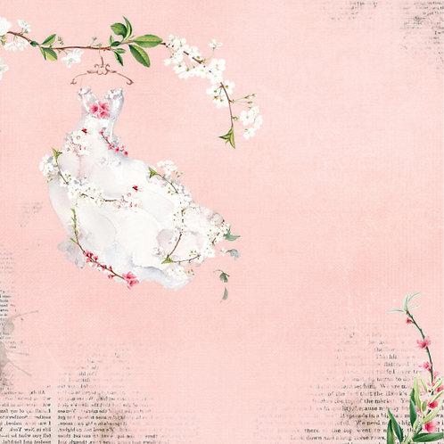 Folha Vestido de Noiva - 10 folhas