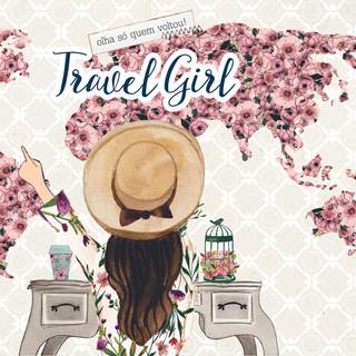 COLEÇÃO TRAVEL GIRL