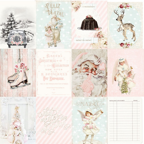 Kit de 10 Folhas Sabor do Natal