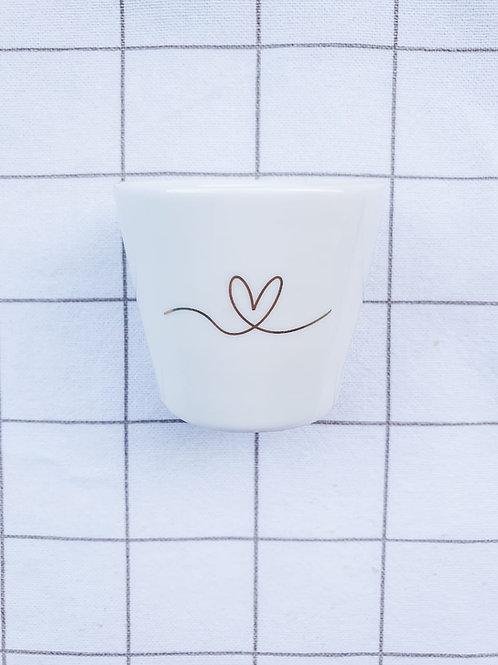 """Copo para Café """"Contém Amor"""""""