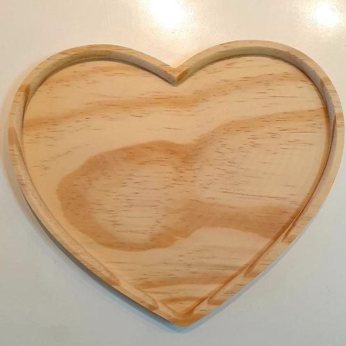 Base Coração Homemade Love