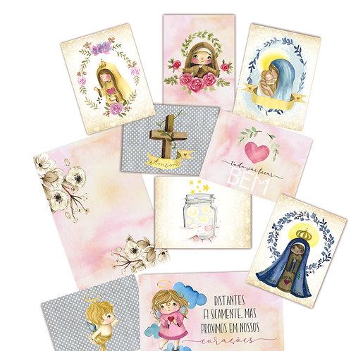 Cards - Relicário