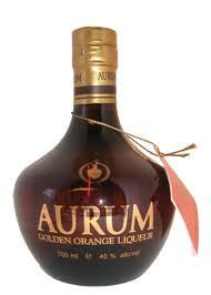 Aurum Golden Orange Liqueur 40.0% 70cl