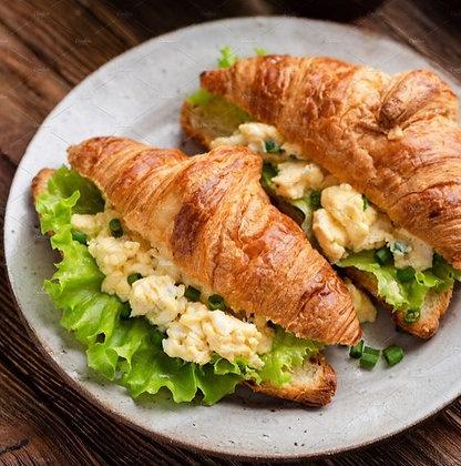 W- Croissant Sandwich