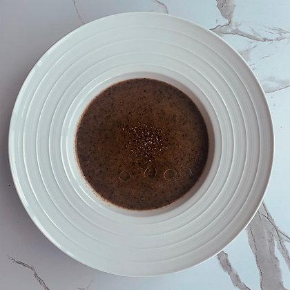 M - Mushroom Soup