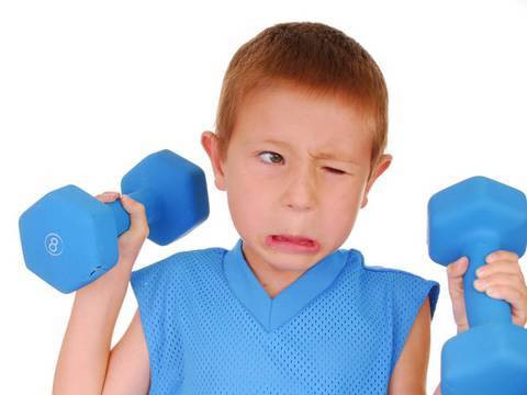 Resistance Training and Children