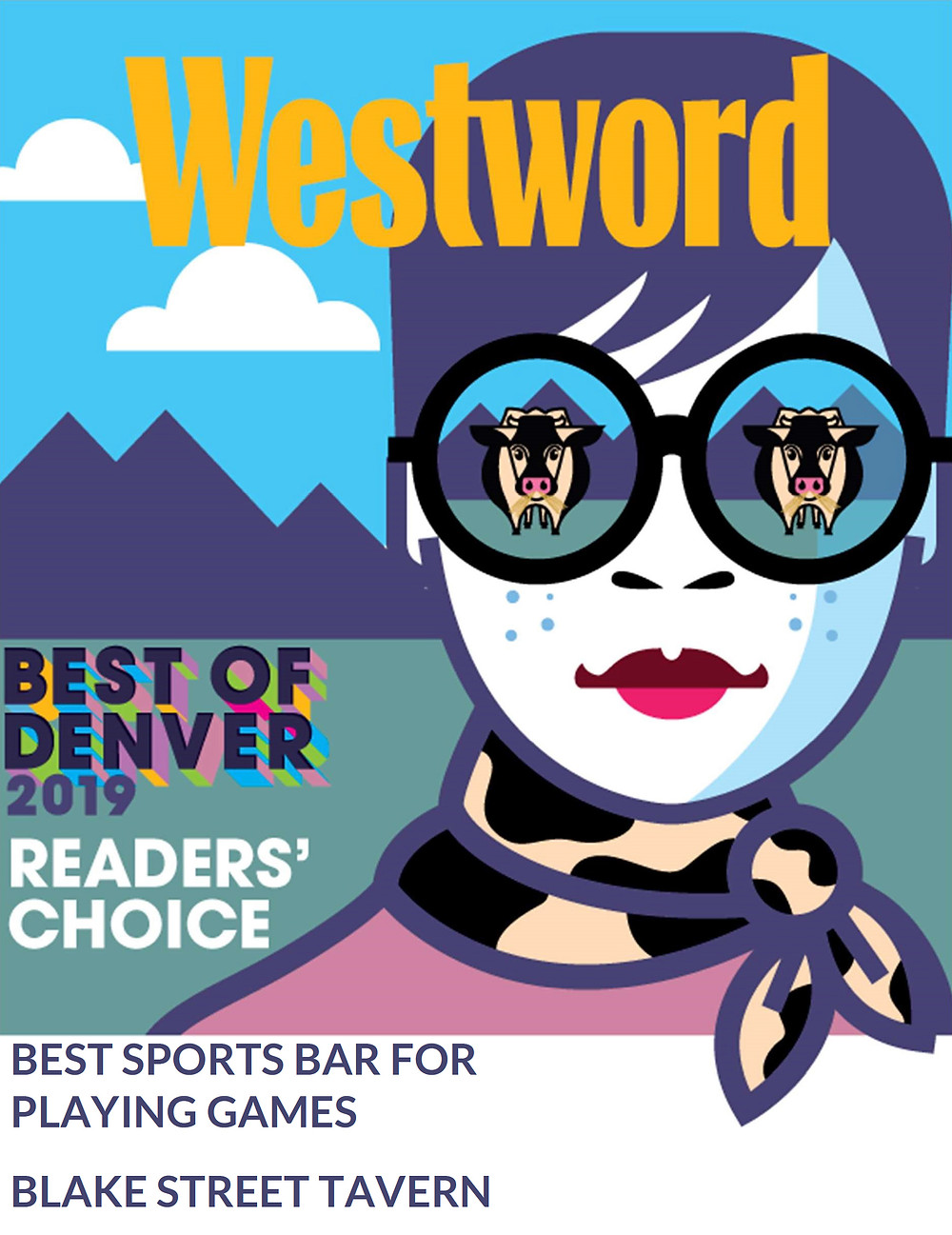 Denvers Best Sports Bar for Playing Games - 2019 Readers' Choice, Westword