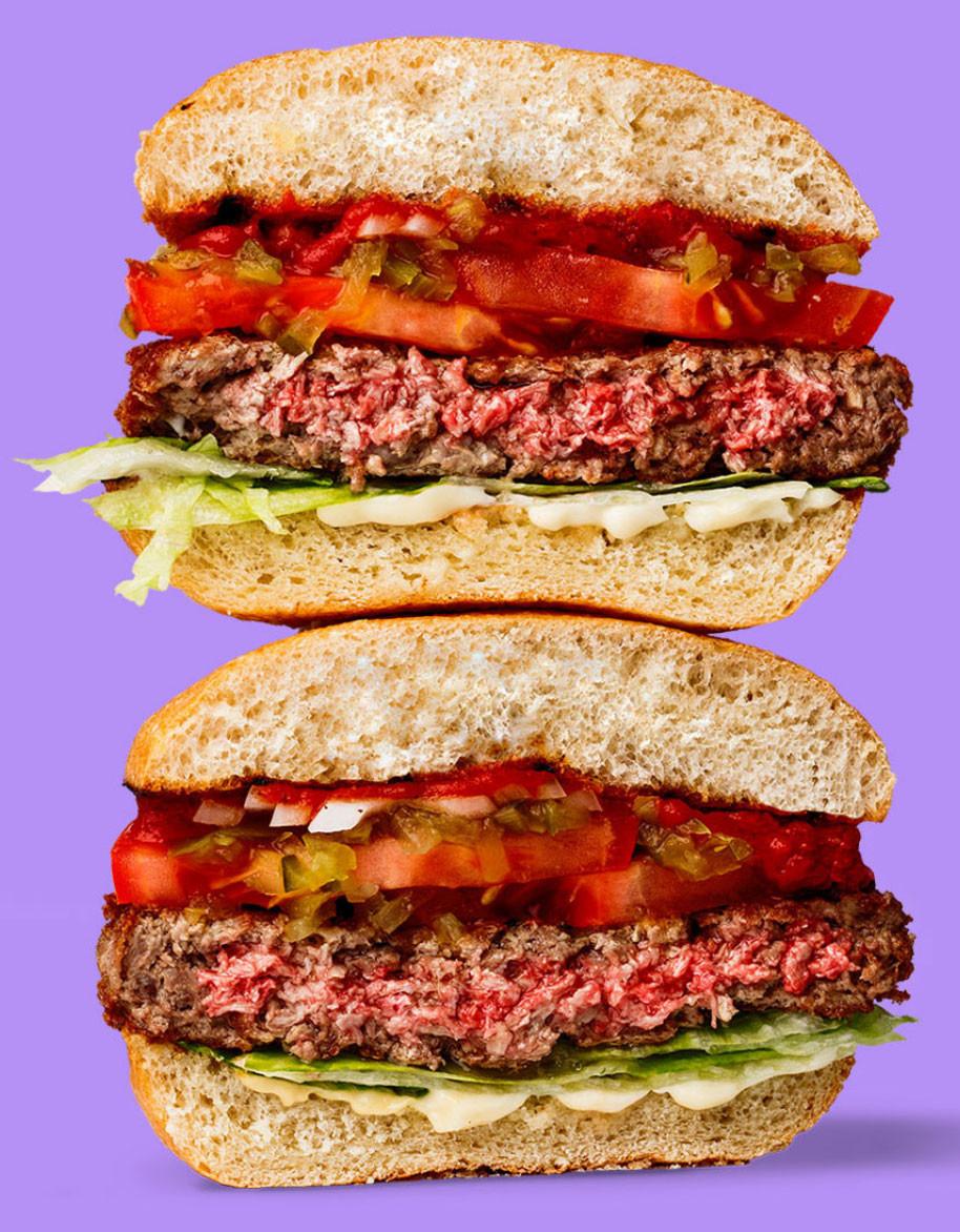 Best Vegan Burger in Denver - Impossible Burgers