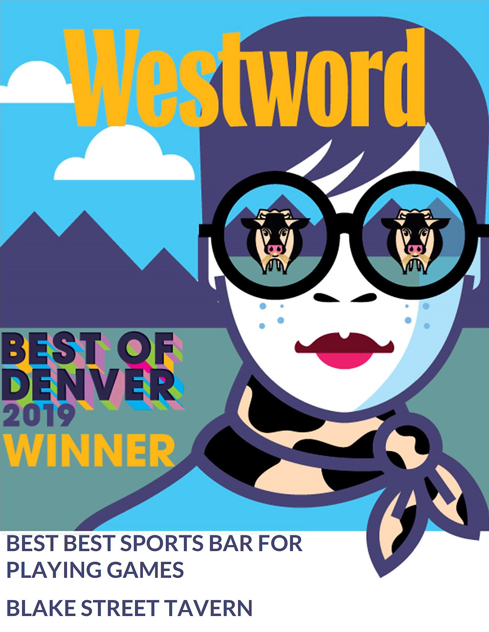 Denvers Best Sports Bar for Playing Games - 2019 Westword