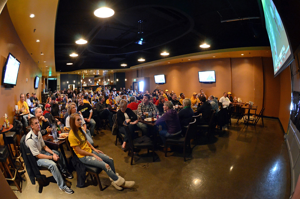 Free Meeting Space for Nonprofits in Denver - Blake Street Tavern has a huge Tailgate Room that is perfect for large groups