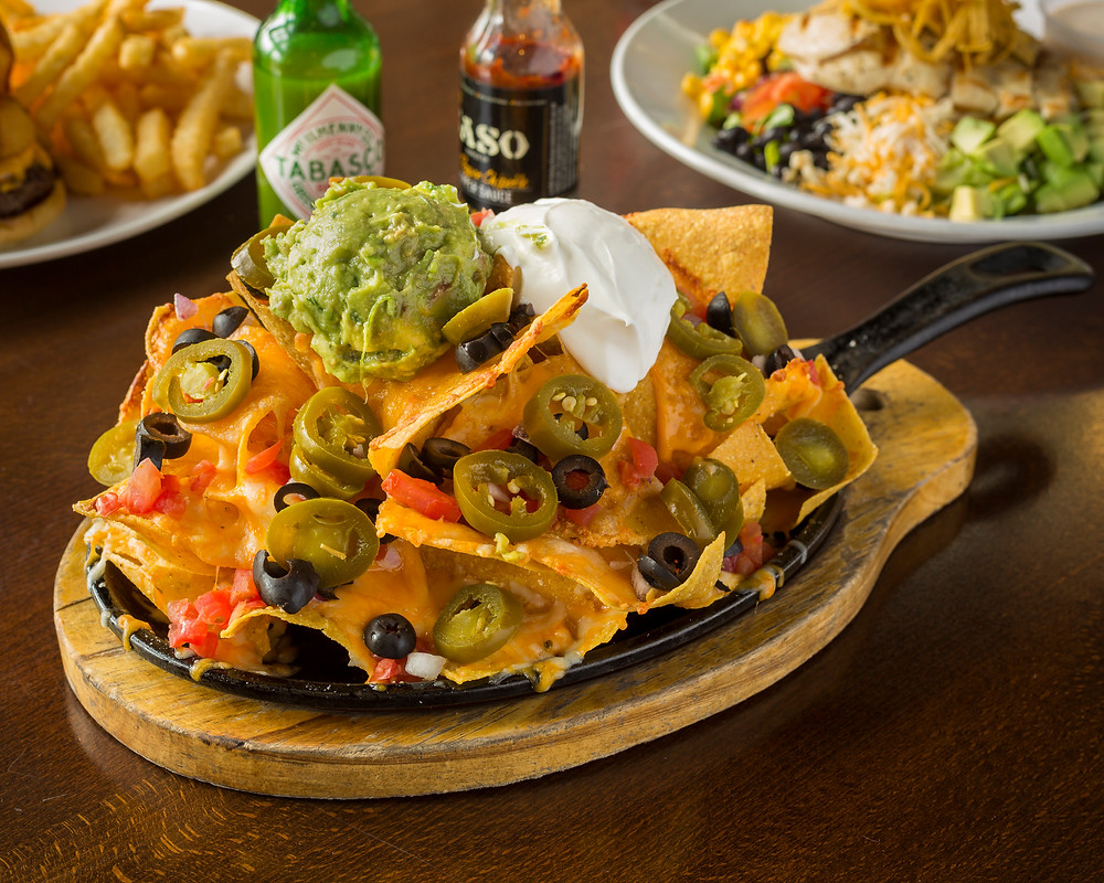 Late Night Food Denver - Nachos at Blake Street Tavern - the perfect late-night food!