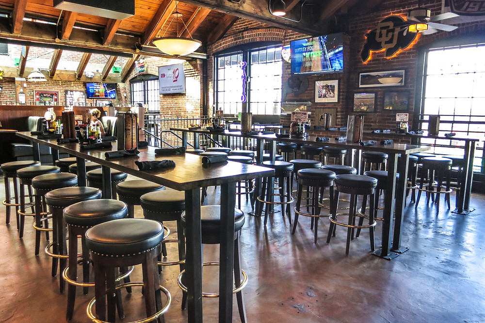 Free Meeting Space for Nonprofits in Denver - Blake Street Tavern has the perfect spot for your organization's next meeting