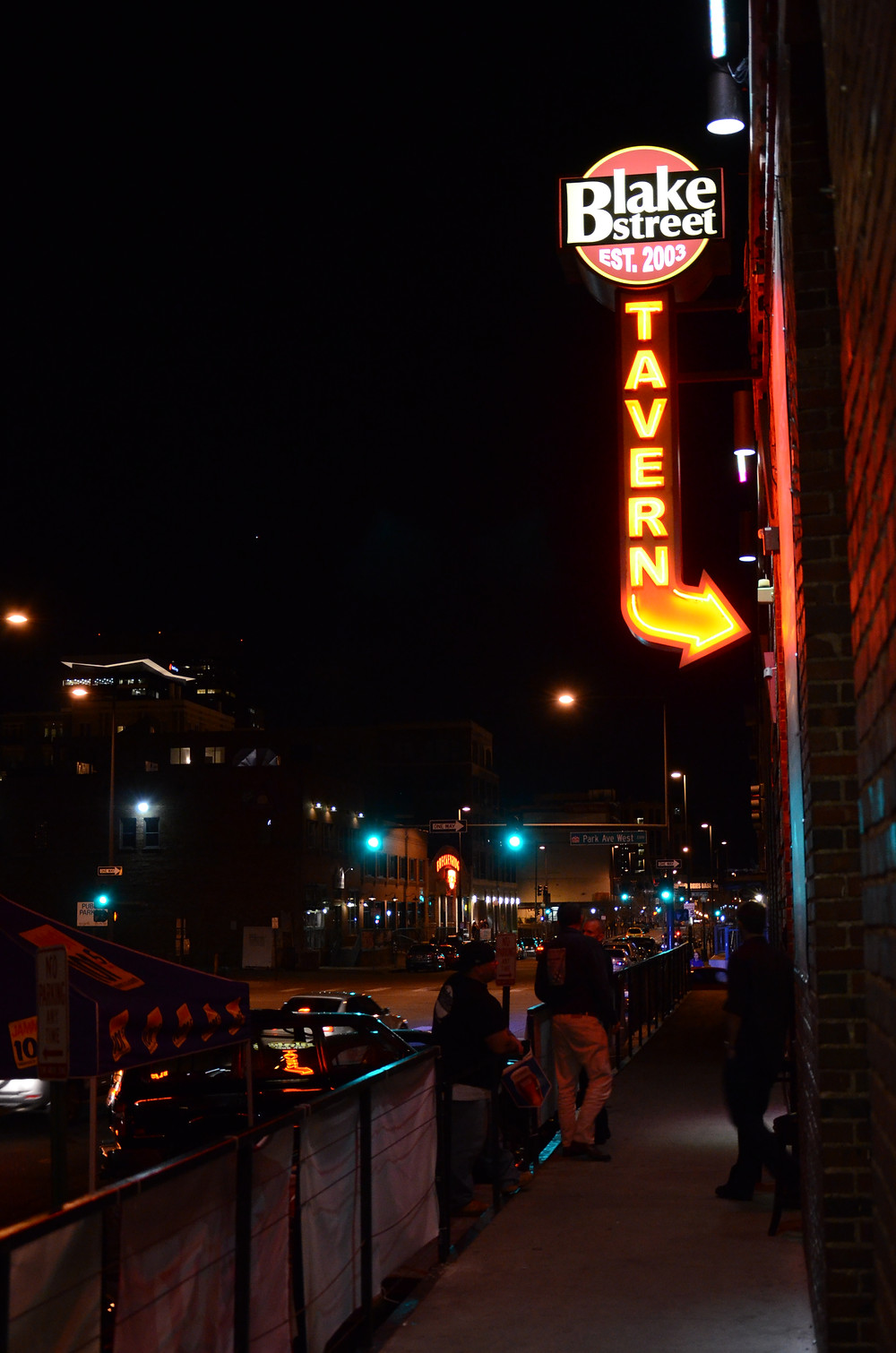Late Night Food Denver - Blake Street Tavern