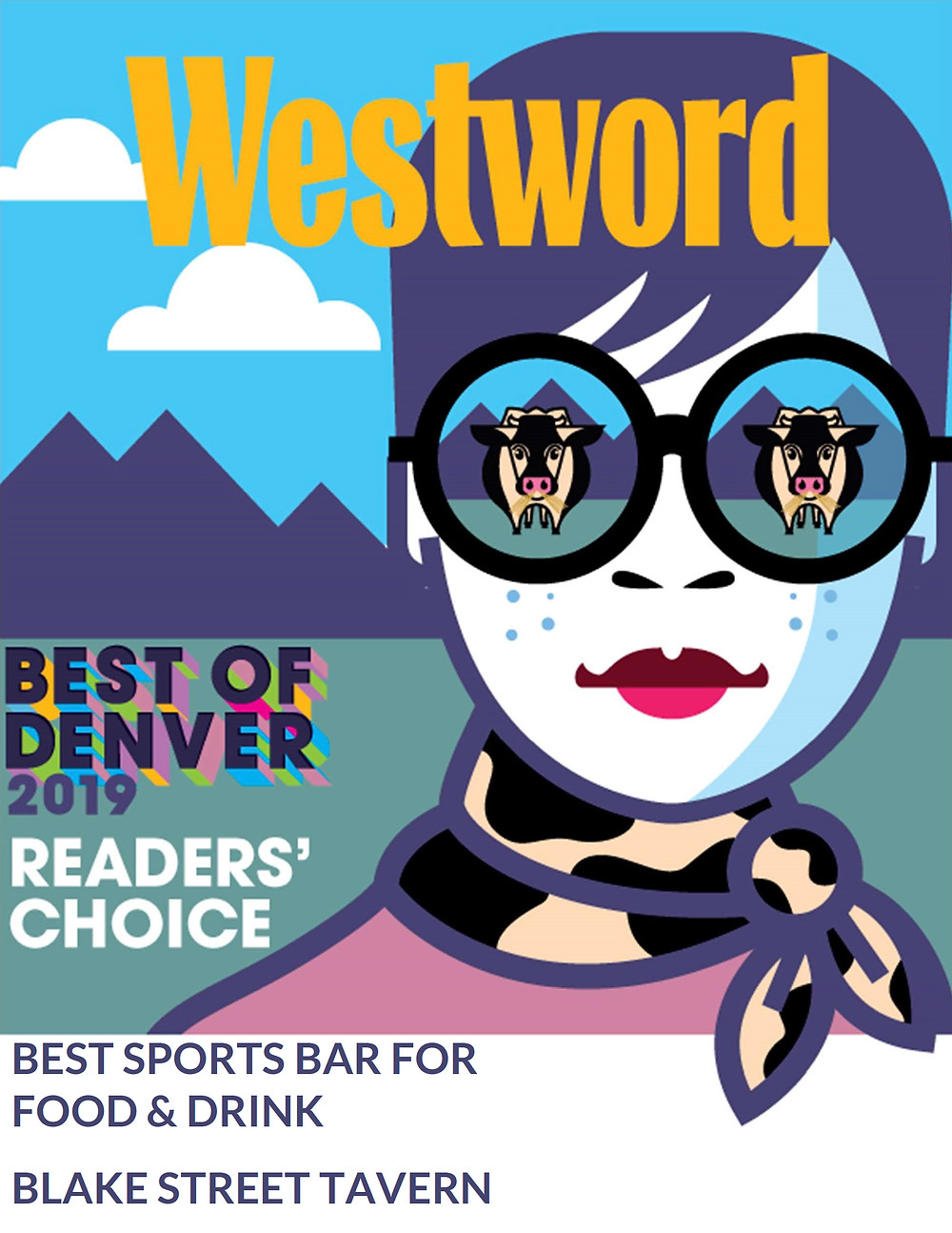 Denvers Best Sports Bar for Food and Drink - 2019 Readers' Choice, Westword