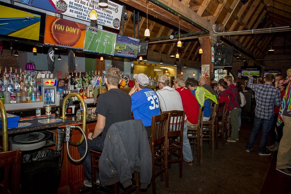 Denver's Best Sports Bar - Blake Street Tavern loves fans from all over!