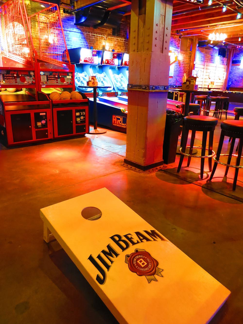 Arcade Games in Downtown Denver - Blake Street Tavern