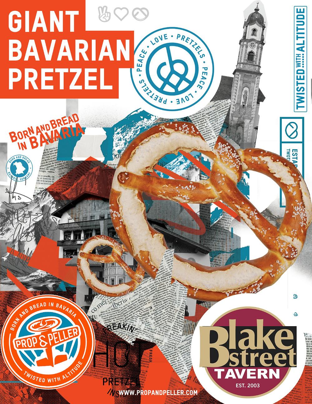 Denver Oktoberfest - Giant Pretzels & Beer
