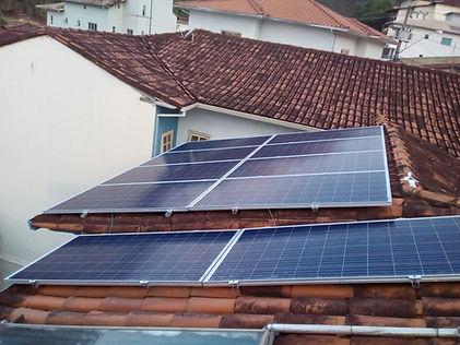 Sistema Fotovoltaico - 3,15kWp