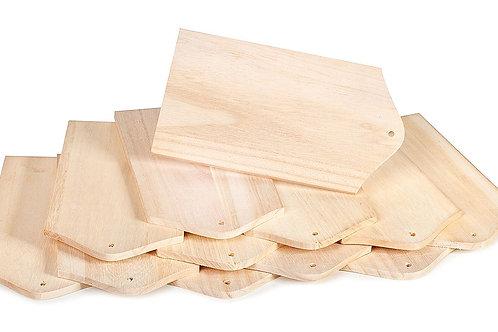 Lesene deščice za rezanje - 3 kos