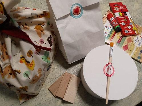 Ustvarjalni paket za najmlajše