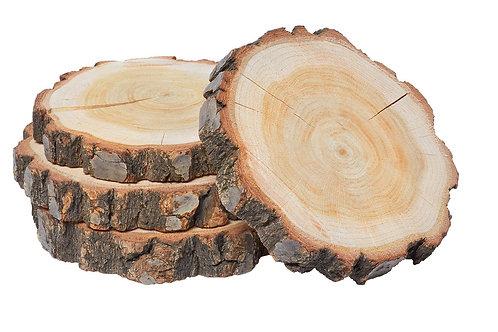 10 koščkov debla fi 7-10 cm