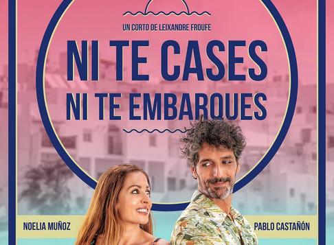 NUEVO CORTO DE PABLO CASTAÑON Y NOELIA MUÑOZ