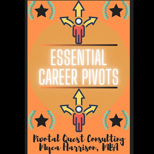 eBook: Essential Career Pivots